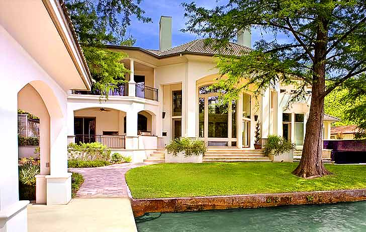 Texas Residential Architect Example